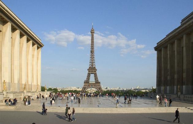 quartier du Trocadéro